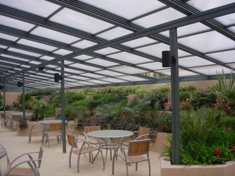 techos para terrazas ticos y patios castell n y