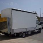 lonas para camiones castellón