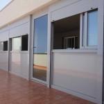 Carpintería de aluminio en Castellón